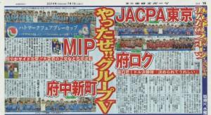 東京中日スポーツ新聞